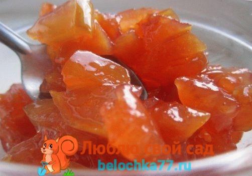 айва варенье с лимоном рецепты с фото