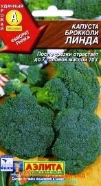 Выращивание брокколи - сорт Линда