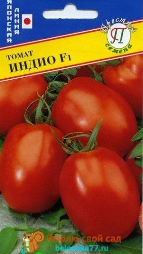 Сорт томата Индио