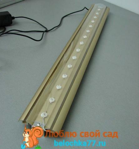 Как сделать подсветку из светодиодов своими руками