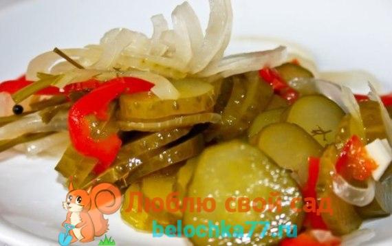 Нестандартные рецепты маринованных огурцов с добавлением различных ингредиентов