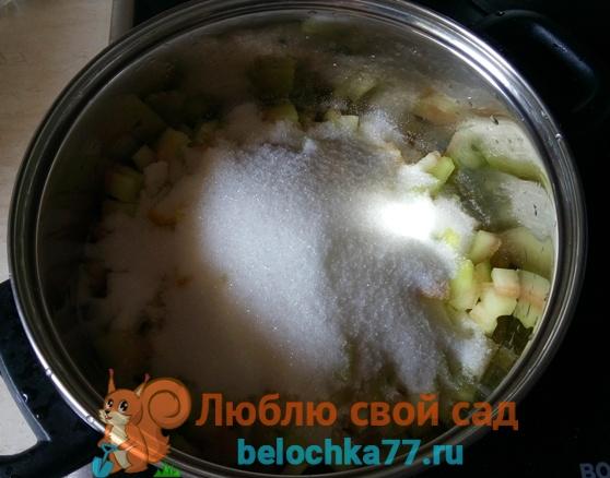 Простой рецепт варенья из арбузных корок