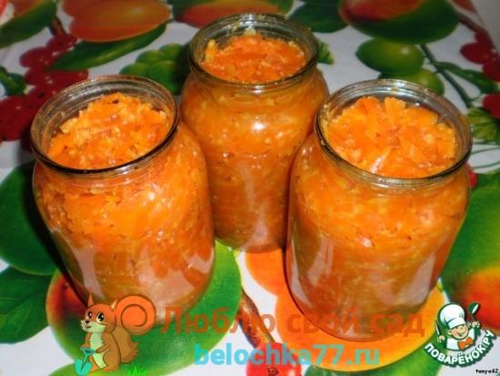 Рецепты варенья из тыквы
