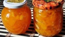 Варенье из тыквы: рецепты быстро и вкусно