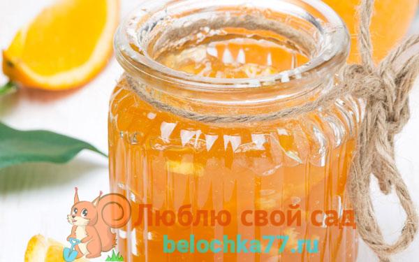 Рецепт варенья с виноградом, апельсином и лимоном