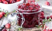 Клюква протертая с сахаром: рецепт на зиму с фото