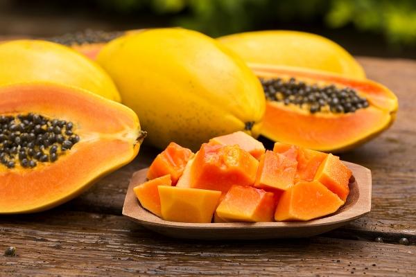 Польза фрукта папайи