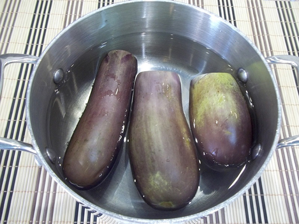 Вареные плоды