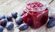Варенье из сливы без косточек на зиму - лучшие рецепты с фото