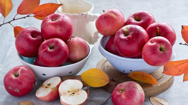 Подготовка яблок к заготовке