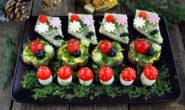 Бутерброды на праздничный стол: рецепты простые и вкусные с фото