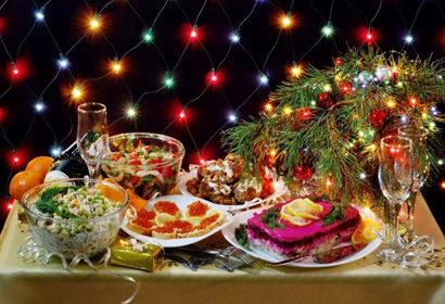 Что приготовить на Новый год 2019 Свиньи. Салаты, горячее, десерт