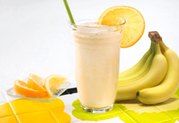 Шейк банановый