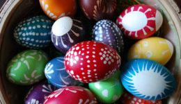 Как красить яйца на Пасху красиво и правильно. Полезные советы