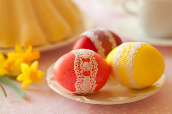 Зачем нужно красить яйца на Пасху?