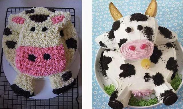 торты и десерты на новый год быка 2021