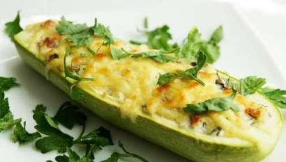 Что приготовить из кабачков быстро и вкусно на ужин