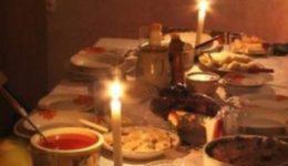 Рождественский пост. календарь питания для мирян